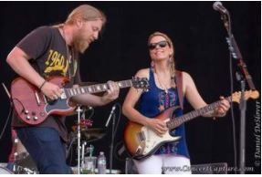 "TEDESCHI TRUCKS BAND: ""I've seen the future of rock and roll."""